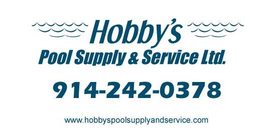 Hobby S Pool Supply Service Ltd Call 914 242 0378